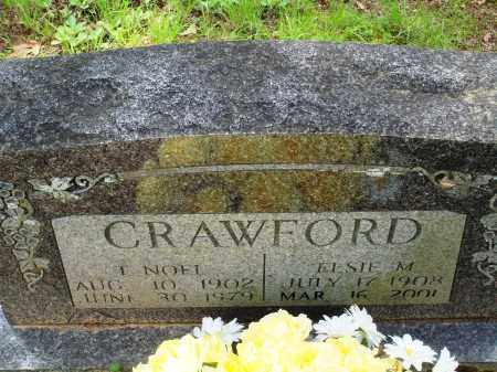 CRAWFORD, T. NOEL - Baxter County, Arkansas | T. NOEL CRAWFORD - Arkansas Gravestone Photos