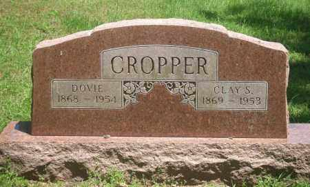 CROPPER, DOVIE - Baxter County, Arkansas | DOVIE CROPPER - Arkansas Gravestone Photos