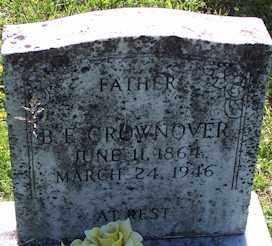 CROWNOVER, B. F. - Baxter County, Arkansas   B. F. CROWNOVER - Arkansas Gravestone Photos