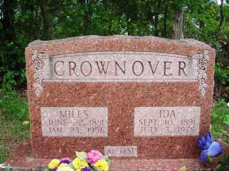 CROWNOVER, MILES - Baxter County, Arkansas | MILES CROWNOVER - Arkansas Gravestone Photos