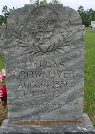 CROWNOVER, ORLENA - Baxter County, Arkansas   ORLENA CROWNOVER - Arkansas Gravestone Photos