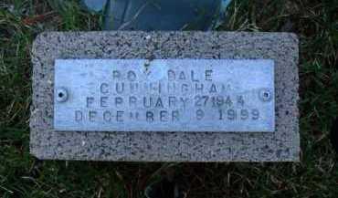 CUNNINGHAM, ROY DALE - Baxter County, Arkansas   ROY DALE CUNNINGHAM - Arkansas Gravestone Photos
