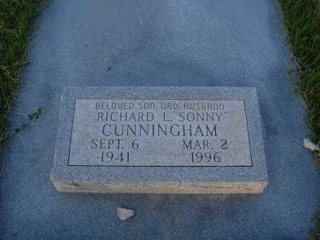 "CUNNINGHAM, RICHARD L. ""SONNY"" - Baxter County, Arkansas | RICHARD L. ""SONNY"" CUNNINGHAM - Arkansas Gravestone Photos"