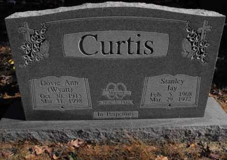 CURTIS, DOVIE ANN - Baxter County, Arkansas | DOVIE ANN CURTIS - Arkansas Gravestone Photos