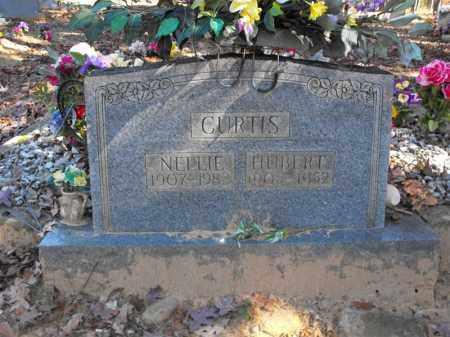 CURTIS, HUBERT - Baxter County, Arkansas | HUBERT CURTIS - Arkansas Gravestone Photos
