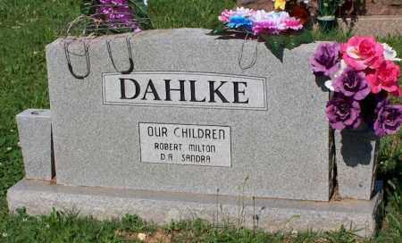 DAHLKE (2), GEORGE AUGUST - Baxter County, Arkansas | GEORGE AUGUST DAHLKE (2) - Arkansas Gravestone Photos