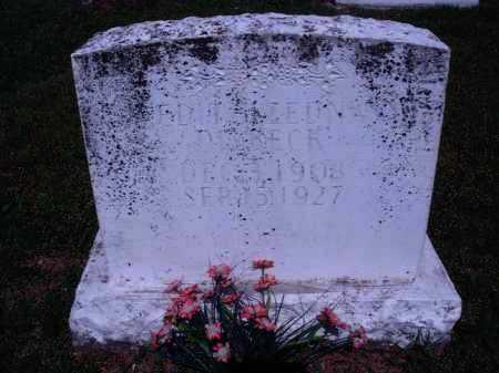 DILBECK, EDITH ZEDNA - Baxter County, Arkansas | EDITH ZEDNA DILBECK - Arkansas Gravestone Photos