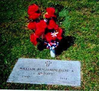 DILBECK (VETERAN), WILLIAM BENJAMIN 'BEN' - Baxter County, Arkansas   WILLIAM BENJAMIN 'BEN' DILBECK (VETERAN) - Arkansas Gravestone Photos