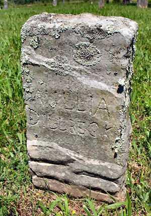 DILBECK, WILLIA - Baxter County, Arkansas | WILLIA DILBECK - Arkansas Gravestone Photos