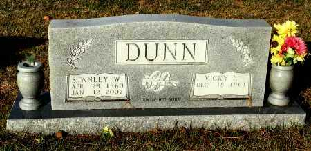 DUNN, STANLEY W. - Baxter County, Arkansas   STANLEY W. DUNN - Arkansas Gravestone Photos