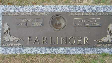 FARLINGER, WILLIAM L. - Baxter County, Arkansas   WILLIAM L. FARLINGER - Arkansas Gravestone Photos