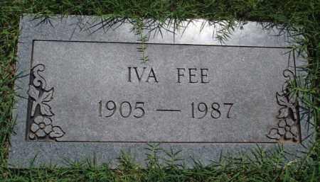 FEE, IVA - Baxter County, Arkansas   IVA FEE - Arkansas Gravestone Photos