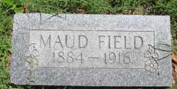 FIELD, MAUD - Baxter County, Arkansas | MAUD FIELD - Arkansas Gravestone Photos