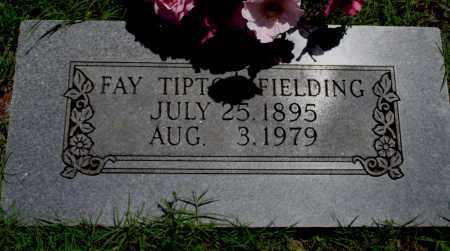 TIPTON FIELDING, FAY - Baxter County, Arkansas | FAY TIPTON FIELDING - Arkansas Gravestone Photos