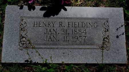 FIELDING, HENRY R. - Baxter County, Arkansas | HENRY R. FIELDING - Arkansas Gravestone Photos