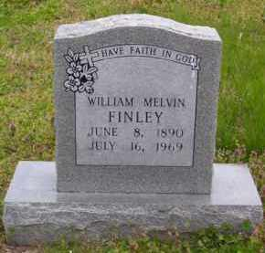 FINLEY, SR, WILLIAM MELVIN - Baxter County, Arkansas | WILLIAM MELVIN FINLEY, SR - Arkansas Gravestone Photos