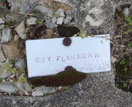 FLANAGAN, BOY - Baxter County, Arkansas   BOY FLANAGAN - Arkansas Gravestone Photos