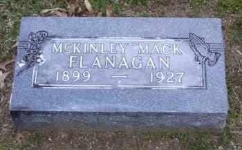 "FLANAGAN, MCKINLEY ""MACK"" - Baxter County, Arkansas 