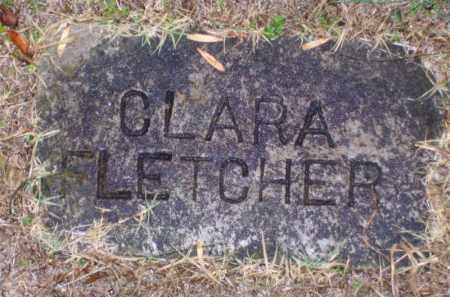 FLETCHER, CLARA - Baxter County, Arkansas   CLARA FLETCHER - Arkansas Gravestone Photos
