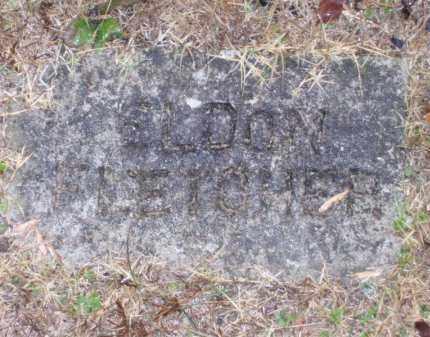 FLETCHER, ELDON - Baxter County, Arkansas   ELDON FLETCHER - Arkansas Gravestone Photos