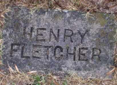 FLETCHER, HENRY - Baxter County, Arkansas | HENRY FLETCHER - Arkansas Gravestone Photos