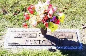 FLETCHER, SARAH SUE - Baxter County, Arkansas   SARAH SUE FLETCHER - Arkansas Gravestone Photos