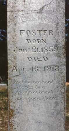 FOSTER, JOHN C. - Baxter County, Arkansas | JOHN C. FOSTER - Arkansas Gravestone Photos