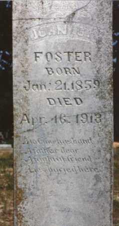 FOSTER, JOHN C. - Baxter County, Arkansas | JOHN C. FOSTER - Arkansas Gravestone Photos