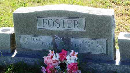 FOSTER, TRAVIS E - Baxter County, Arkansas | TRAVIS E FOSTER - Arkansas Gravestone Photos