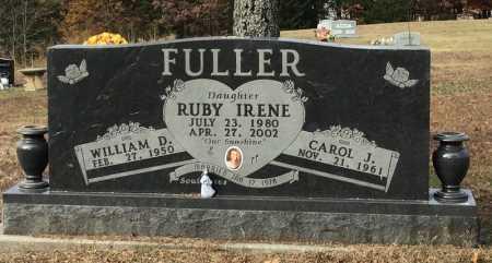 FULLER, RUBY IRENE - Baxter County, Arkansas | RUBY IRENE FULLER - Arkansas Gravestone Photos