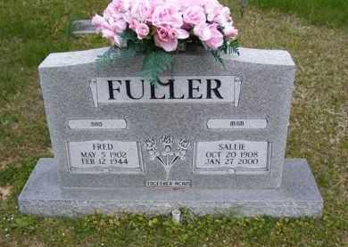 FULLER, SALLIE - Baxter County, Arkansas   SALLIE FULLER - Arkansas Gravestone Photos