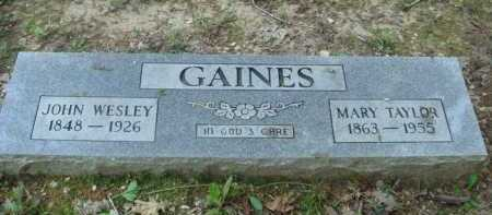 GAINES, MARY KATHRYN - Baxter County, Arkansas | MARY KATHRYN GAINES - Arkansas Gravestone Photos