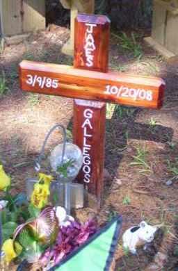 GALLEGOS, RICHARD - Baxter County, Arkansas   RICHARD GALLEGOS - Arkansas Gravestone Photos