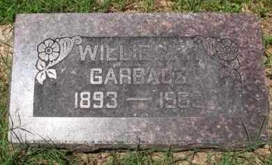 GARBACZ, WILLIE VAN - Baxter County, Arkansas | WILLIE VAN GARBACZ - Arkansas Gravestone Photos