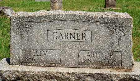 GARNER, ARTHUR - Baxter County, Arkansas   ARTHUR GARNER - Arkansas Gravestone Photos