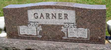 GARNER, CLARENCE - Baxter County, Arkansas   CLARENCE GARNER - Arkansas Gravestone Photos
