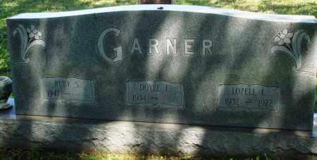 GARNER, LOZELL L - Baxter County, Arkansas   LOZELL L GARNER - Arkansas Gravestone Photos