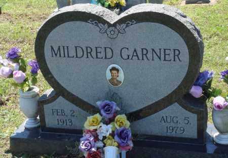 GARNER, MILDRED - Baxter County, Arkansas   MILDRED GARNER - Arkansas Gravestone Photos