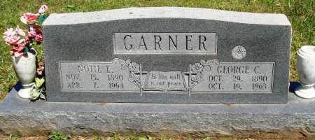 GARNER, NOTIE E - Baxter County, Arkansas | NOTIE E GARNER - Arkansas Gravestone Photos