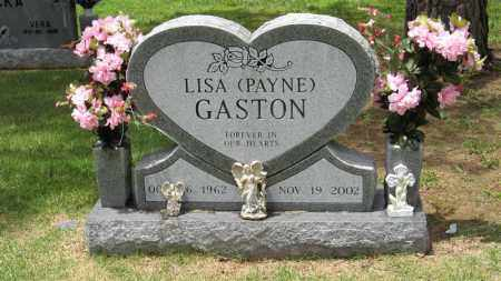 PAYNE GASTON, LISA - Baxter County, Arkansas   LISA PAYNE GASTON - Arkansas Gravestone Photos