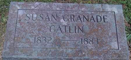 GATLIN, SUSAN - Baxter County, Arkansas | SUSAN GATLIN - Arkansas Gravestone Photos