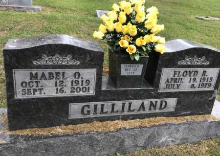 GILLILAND, MABEL O. - Baxter County, Arkansas | MABEL O. GILLILAND - Arkansas Gravestone Photos