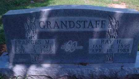 GRANDSTAFF, RAY H. - Baxter County, Arkansas | RAY H. GRANDSTAFF - Arkansas Gravestone Photos