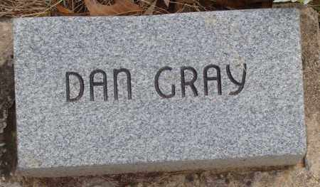GRAY, DAN - Baxter County, Arkansas | DAN GRAY - Arkansas Gravestone Photos