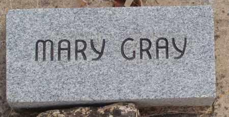 GRAY, MARY - Baxter County, Arkansas   MARY GRAY - Arkansas Gravestone Photos