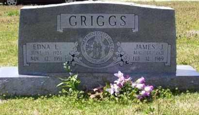 GRIGGS, EDNA L. - Baxter County, Arkansas | EDNA L. GRIGGS - Arkansas Gravestone Photos