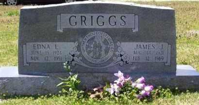 GRIGGS, JAMES J. - Baxter County, Arkansas   JAMES J. GRIGGS - Arkansas Gravestone Photos