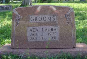 GROOMS, ADA LAURA - Baxter County, Arkansas | ADA LAURA GROOMS - Arkansas Gravestone Photos