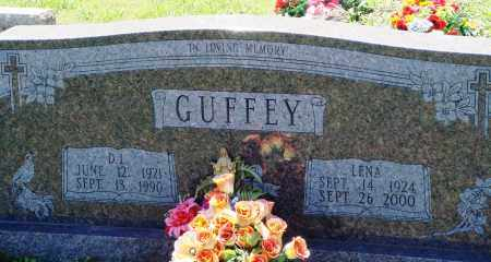GUFFEY, D L - Baxter County, Arkansas | D L GUFFEY - Arkansas Gravestone Photos