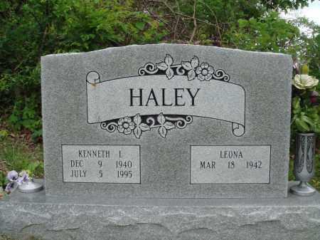 HALEY, KENNETH L - Baxter County, Arkansas | KENNETH L HALEY - Arkansas Gravestone Photos